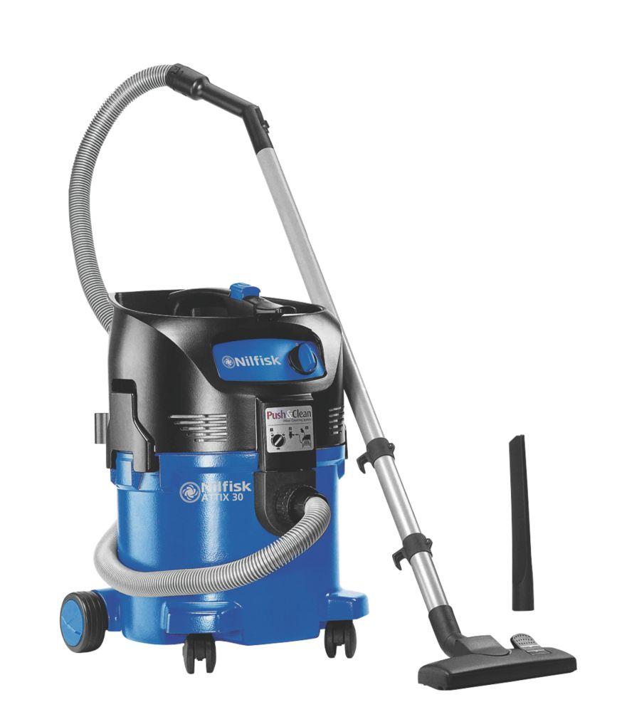Nilfisk ALTO Attix 30-01PC 1500W 30Ltr Wet & Dry Vacuum Cleaner 110V