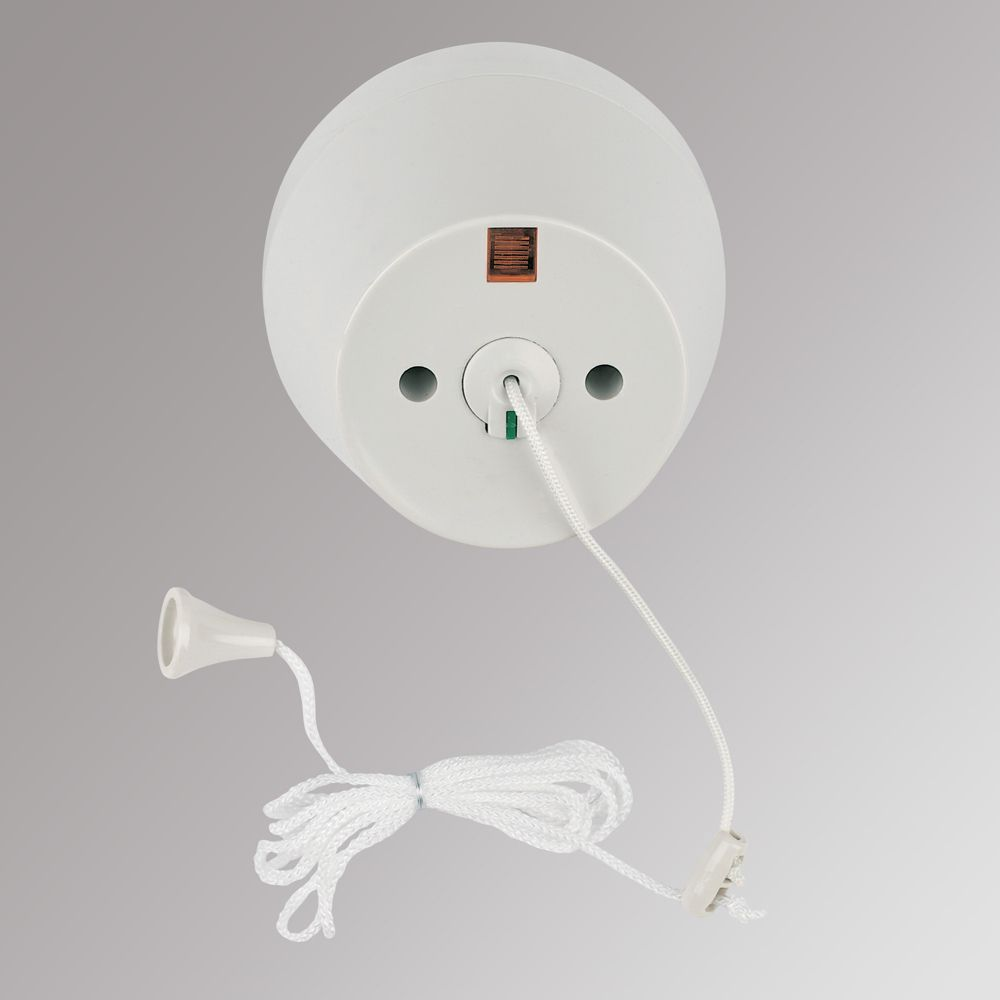 Crabtree 50A Pull Cord Switch + Neon