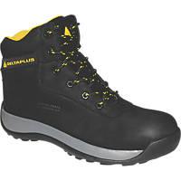 Delta Plus Saga Safety Boots Black Size 7
