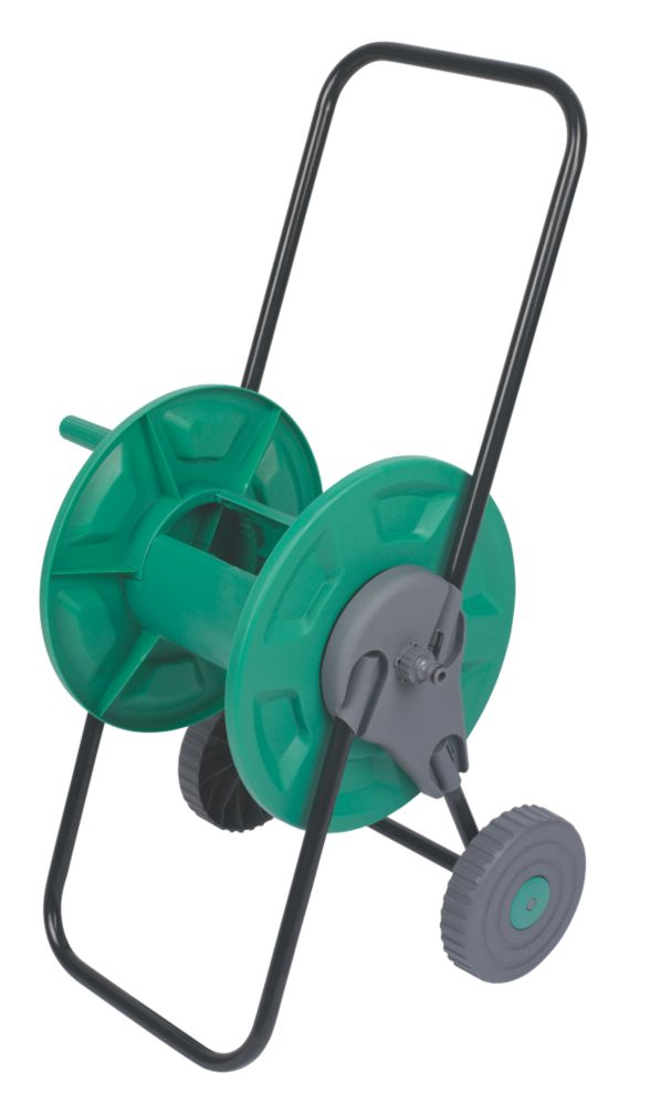 Hose Reel & Trolley 60m Capacity