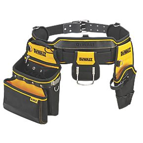 dewalt work apron with pouches drill holster tool