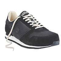 Site Charcoal Safety Trainers Black Size 11