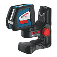 Bosch GLL2-50 Self-Levelling Cross Line Laser Level