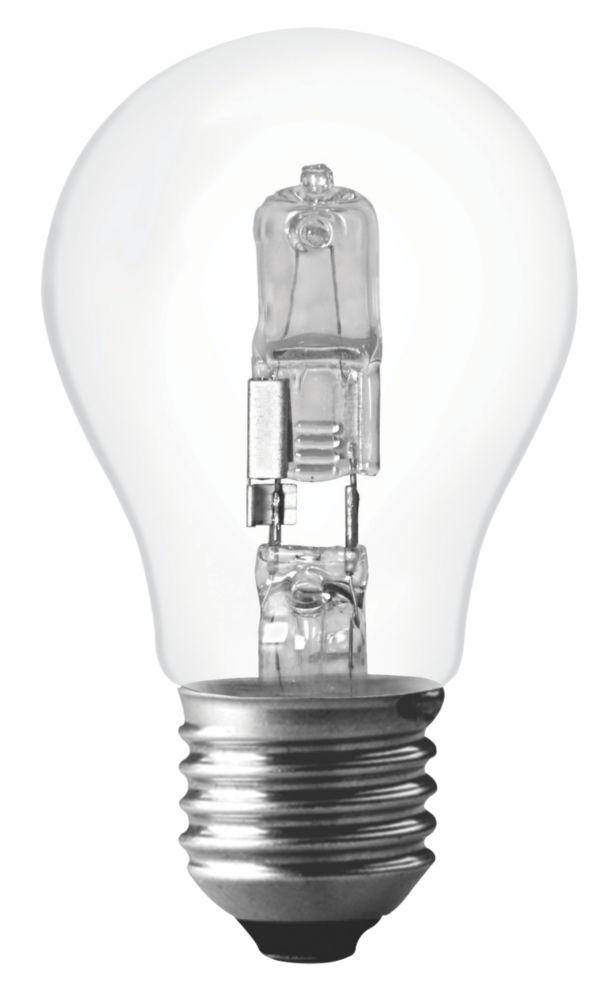 Sylvania Halogen ECO Ball Lamp ES 370Lm 28W