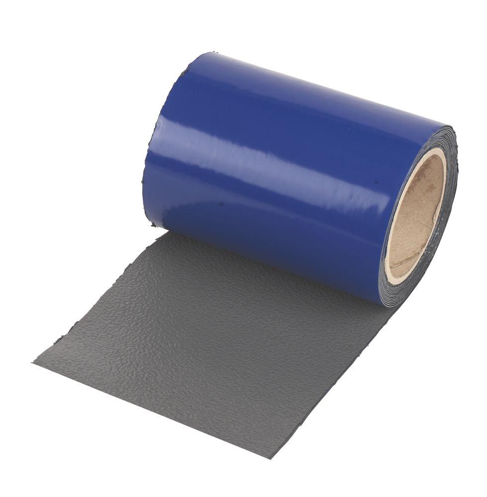 Aluflash Aluminium Embossed Roll Flashing 150mm x 5m