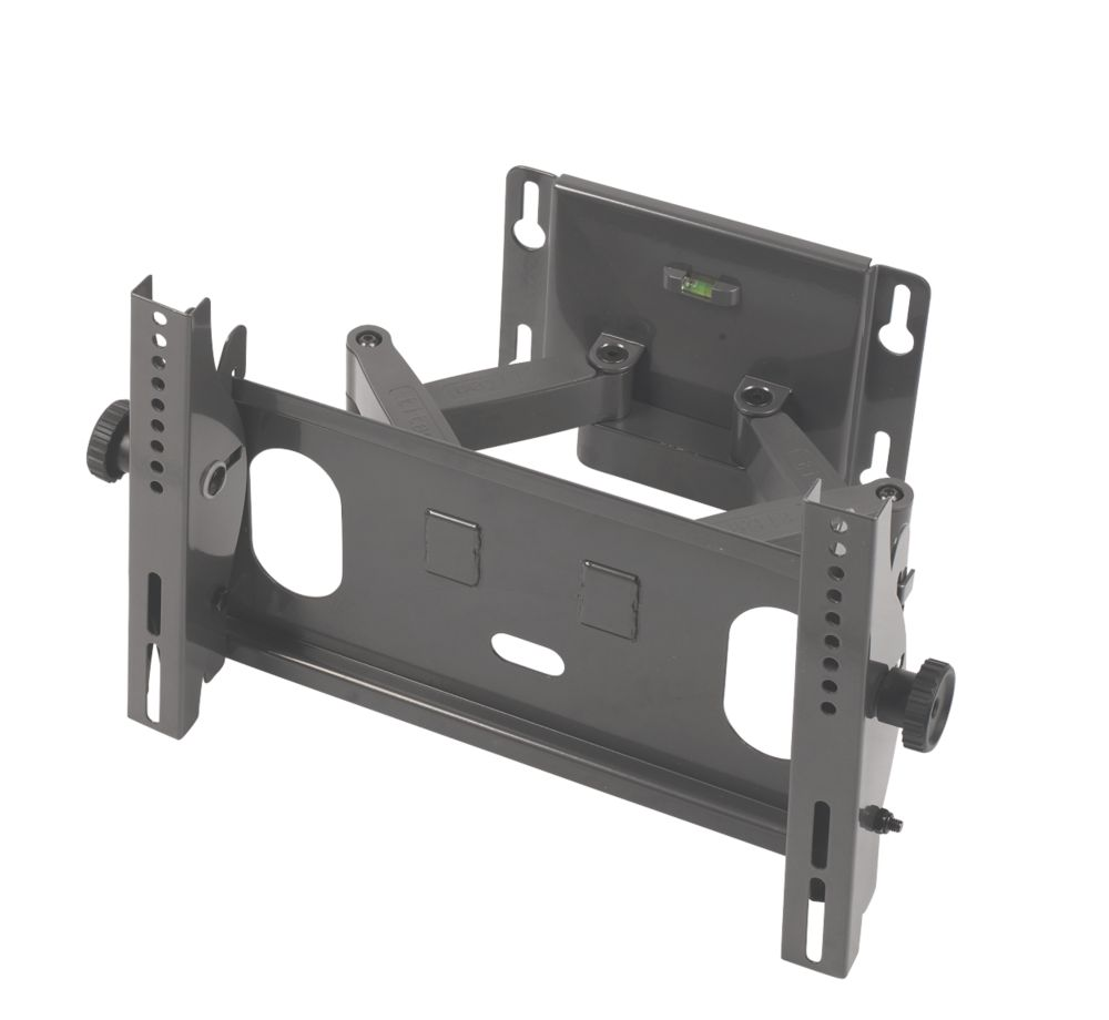 Vivanco LCD Wallmount TV Bracket Tilt/Swing Arm 32-42""