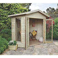 Forest Honeybourne Outdoor Summerhouse 2.44 x 2.44m