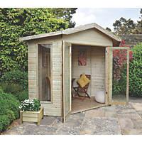 Forest Honeybourne Outdoor Summerhouse 2.44 x 2.44m