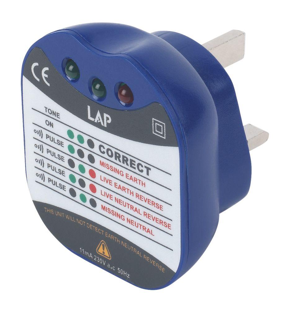 LAP MS6860D Socket Tester