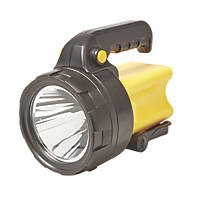 T7-4 Rechargable LED Spotlight Torch Integrated Li-Ion