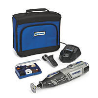 Dremel 8200-1/35 10.8V 1.5Ah Li-Ion   Cordless Multi-Tool & Accessory Kit