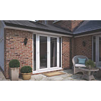 ATT  uPVC French Doors & Sidelights White 2090 x 2090mm