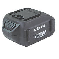 Erbauer ERT657BAT 36V 2.5Ah Li-Ion Battery