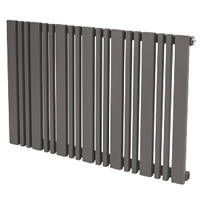 Reina  Designer Radiator Anthracite 550 x 456mm