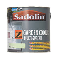 Sadolin Garden Colour 7-Year Woodstain Allium Green 2.5Ltr