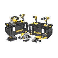 DeWalt DCK692M3-GB 18V 4.0Ah Li-Ion Cordless 6-Piece Kit