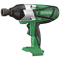 Hitachi WR18DSHL/W4 18V Li-Ion Cordless Impact Wrench - Bare