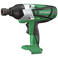 Hitachi WR18DSHL/W4 18V Li-Ion Cordless Impact Wrench - Bare