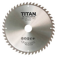 Titan TCT Circular Saw Blade 48T 216 x 20/25/30mm