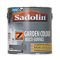 Sadolin Garden Colour 7-Year Woodstain Still Grey 2.5Ltr
