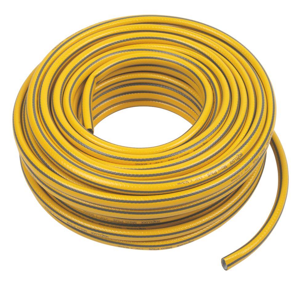 """Hozelock Starter Hose Yellow 30m x ½"""" (13mm)"""