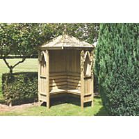 Shire  Corner Arbour  x  x  Light Green