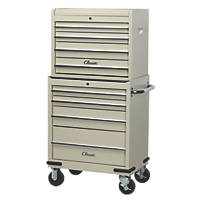Hilka Pro-Craft 8-Drawer Classic Tool Chest & Trolley