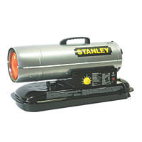 Stanley ST-70T-KFA-E  Black / Silver / Yellow Paraffin Forced Air Heater