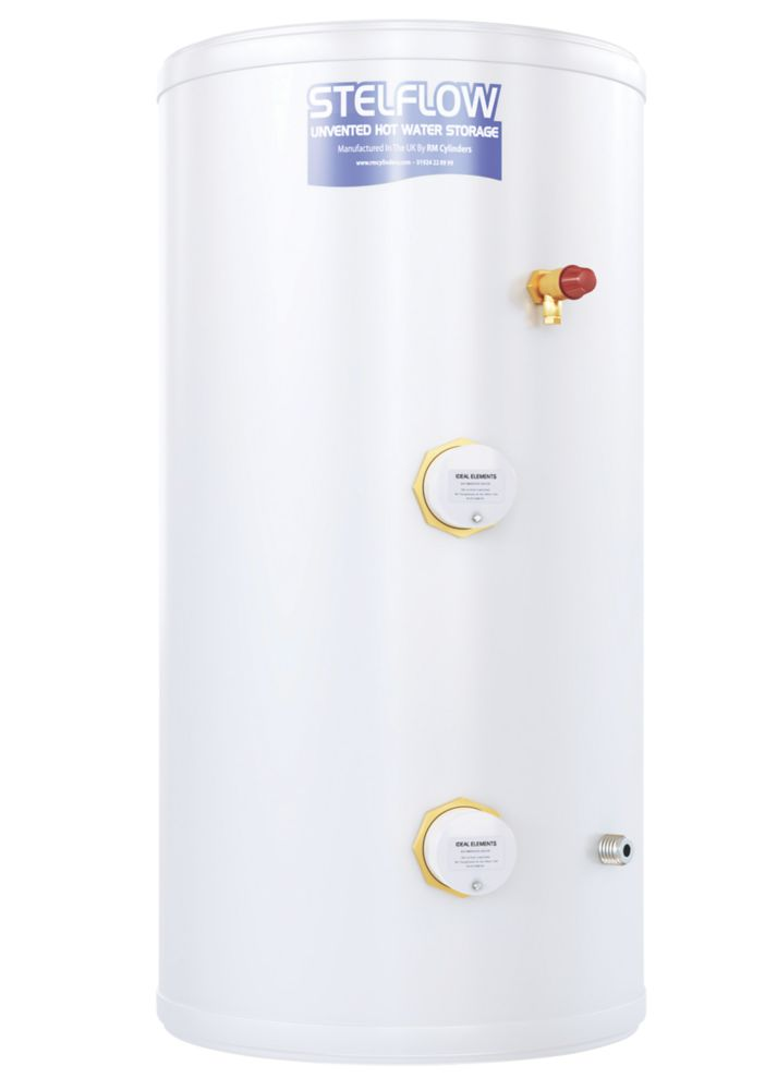 RM Stelflow Unvented Direct Cylinder 250 Litre