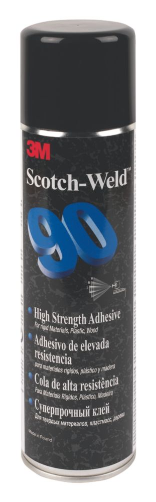 3M High Strength Spray Adhesive 500ml
