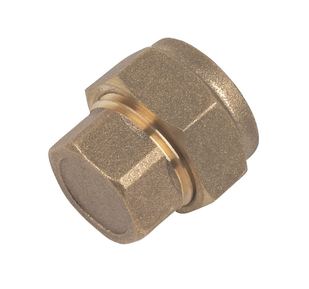 Stop End 15mm Pack of 10