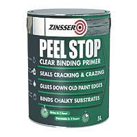 Zinsser Peel Stop Primer Clear 2.5Ltr