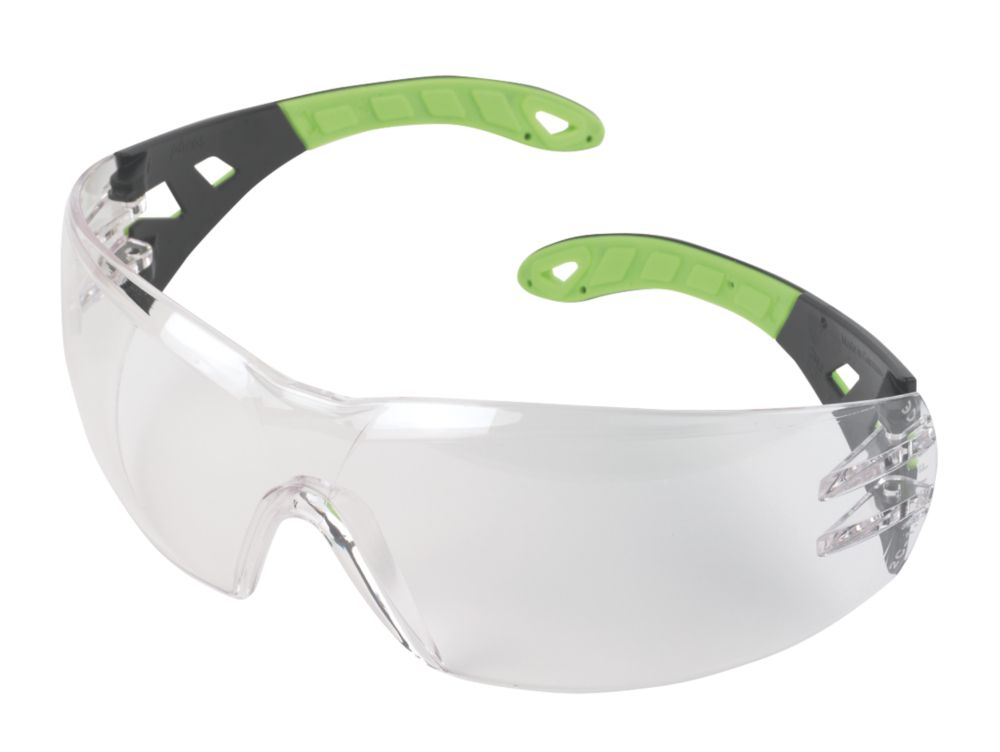 Uvex Pheos Clear Lens Sports Safety Specs