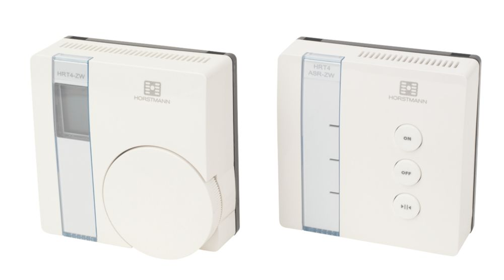 Hortsmann HRT4-ZW Wireless Room Thermostat