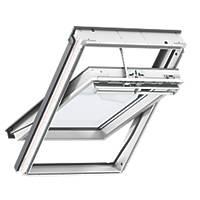 Velux Solar Centre-Pivot Integra Roof Window Clear 660 x 1180mm