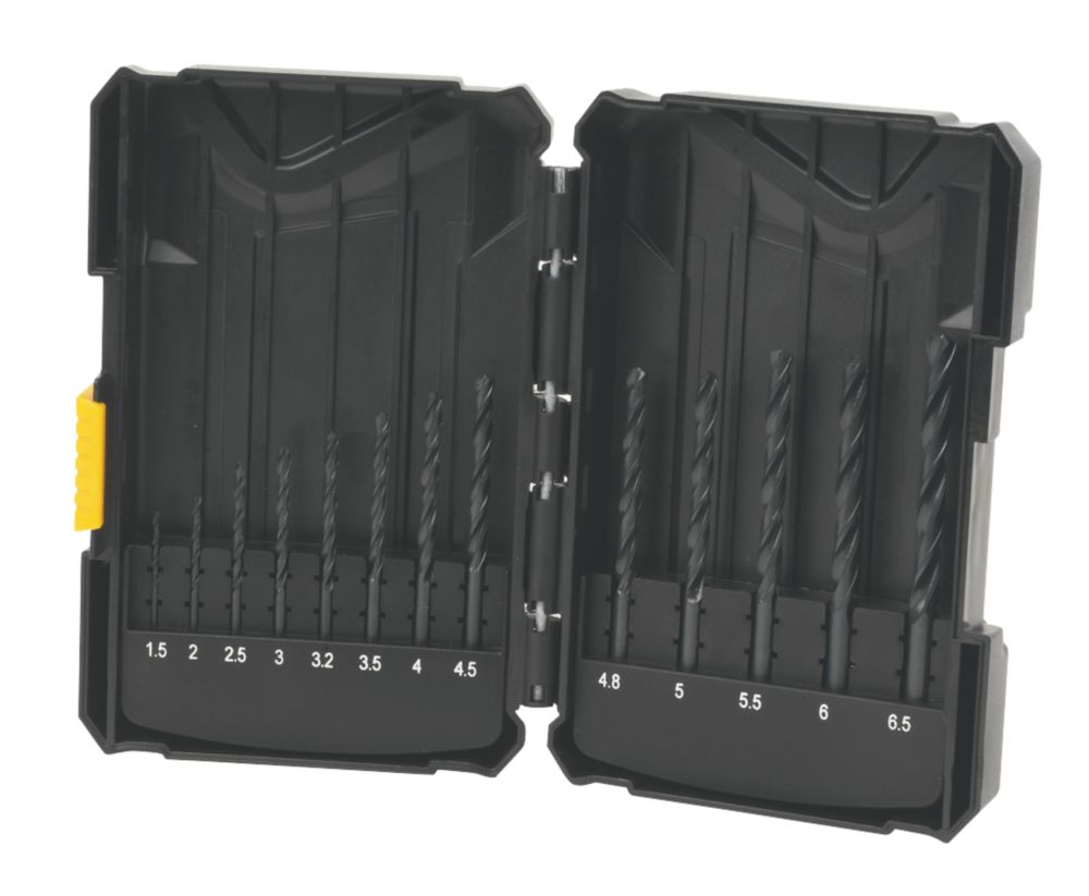 Titan HSS Drill Bit Set Metric 13 Piece Set