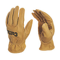 Cutter CW300 Work Gloves Brown Large