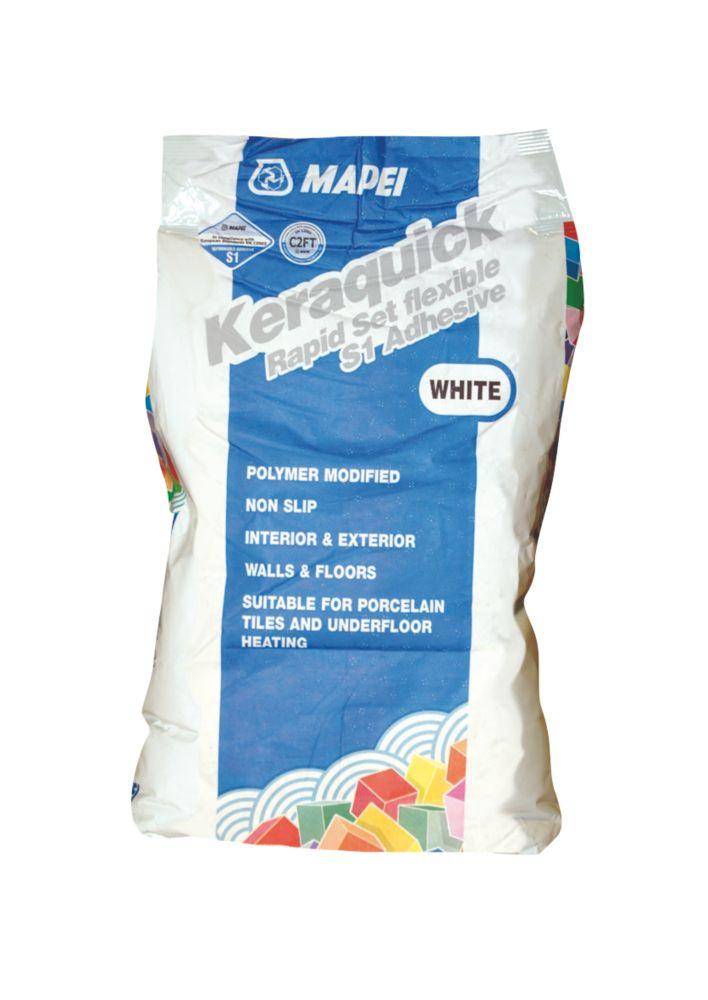 Mapei Keraquick Tile Adhesive 5kg White
