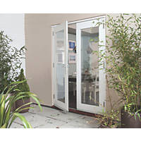 Jeld-Wen Wellington Fully Finished French Doors White 1800 x 2100mm