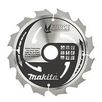 Makita TCT Mitre Saw Blade 190 x 30mm 12T