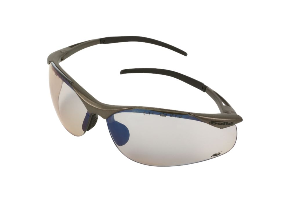 Bolle Contour ESP Clear Lens Safety Specs