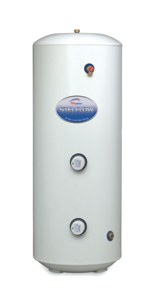 RM Stelflow Unvented Direct Cylinder 180Ltr