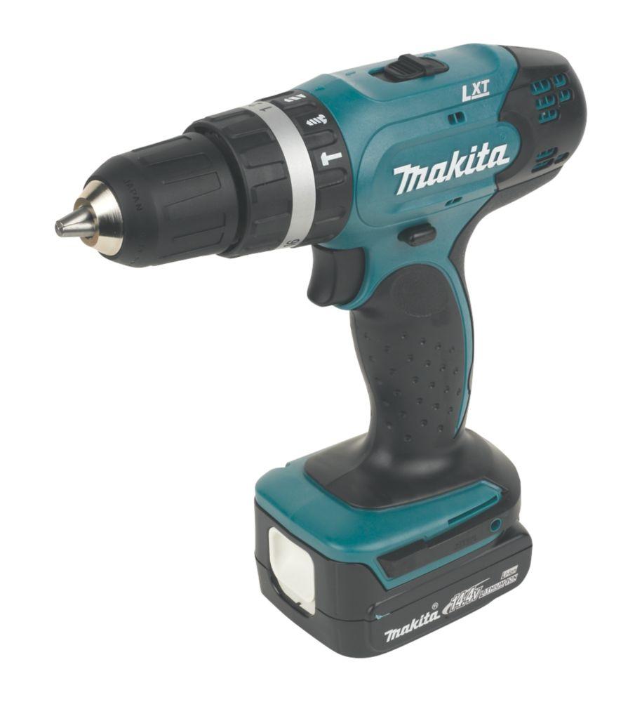 Makita DHP343RH 14.4V 1.3Ah Li-Ion Cordless Combi Drill