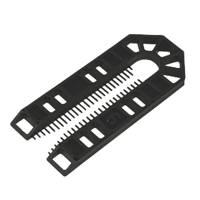 Broadfix Plastic Shims Large 101 x 6 x 43mm 200 Pack
