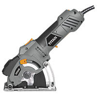 Titan TTB689CSW 500W 85mm  Mini Circular Saw 230-240V