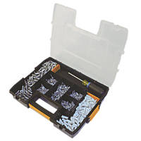 DeWalt Plasterboard Anchor Kit 300 Pcs