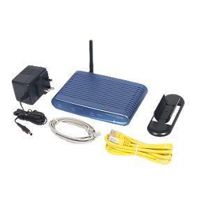 54Mbps 802.11g ADSL Firewall Modem Router