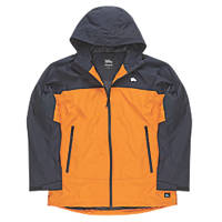 "Hyena Tempest Jacket Black / Orange Large 51"" Chest"