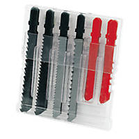 Titan Bayonet Fitting Jigsaw Blade Set 30 Pc