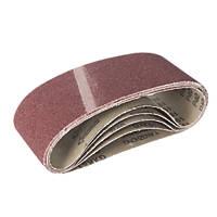Triton Alox Sanding Belts Unpunched 76 x 533mm 40 Grit 5 Pack